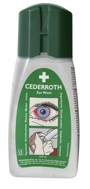 Ögondusch Mini 235ml Cederroth