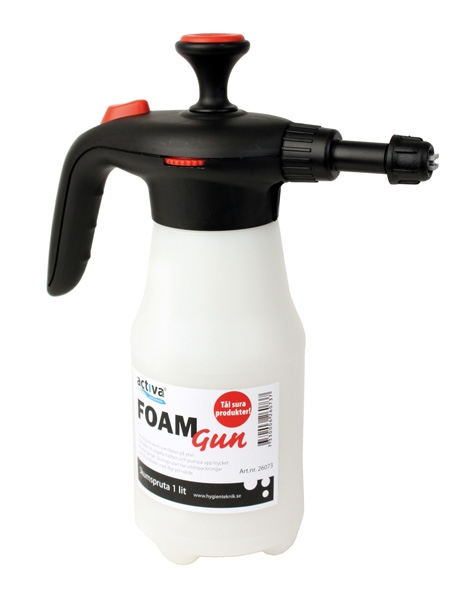 Activa Foam Gun 1L Red Vition
